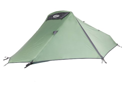 Gelert Mongoose Two Man Tent - Green/Black