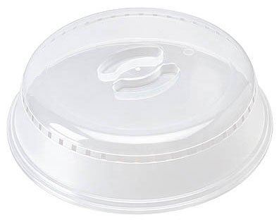 Food Cover - Microwave-Set of 2 (Frost) (10 1/4