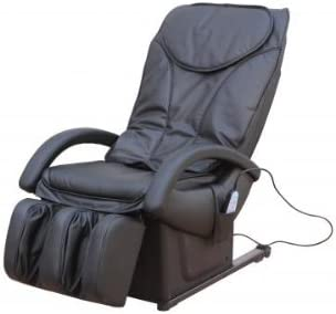 Body Shiatsu Massage Chair Recliner Bed