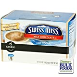 Swiss miss Hot Cocoa K-Cup, Milk Chocolate, 12-Count