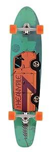 Goldcoast Complete Longboard-Heavy Pile-Dart Skateboard