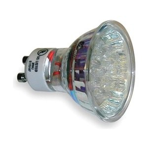 Led Mr16, 4W, Gu10, Clear, Flood, Dim