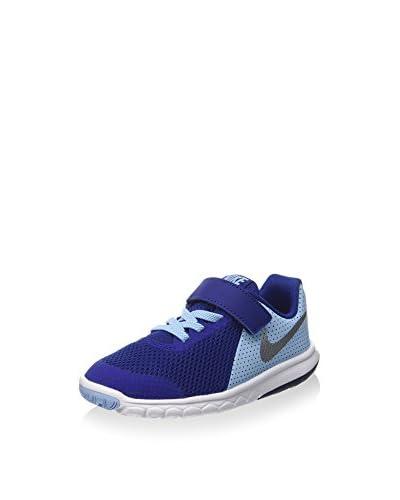 Nike Zapatillas Flex Experience 5 (PSV) Azul / Azul Claro
