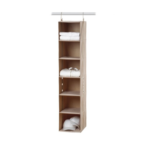 neatfreak 5612-ST closetMAX 6 Shelf Closet Organizer (Neatfreak Closet Organizer compare prices)