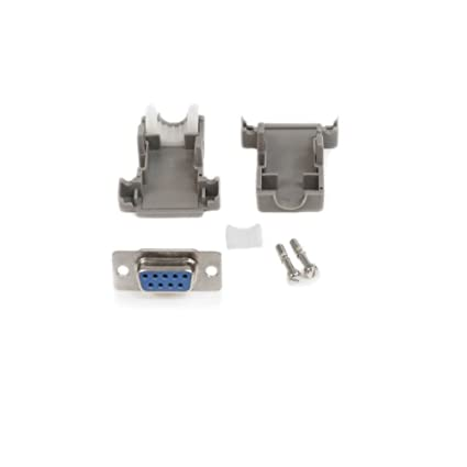 StarTech.com-Assembled-DB9-Female-Solder-D-SUB-Connector-with-Plastic-Backshell-(C9PSF)