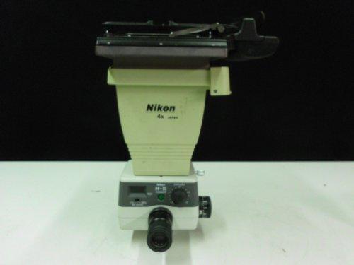 Nikon H-Iii Power Microscope Lens W/ Nikon 4X Adapter