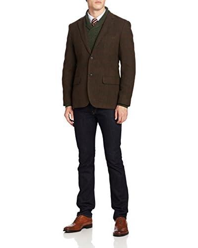 Jack Spade Men's Milford Windowpane Suit Blazer