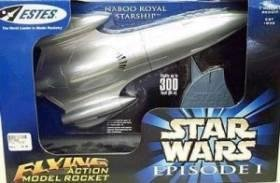 Estes Naboo Royal Starship Star Wars Episode I Flying Rocket - Buy Estes Naboo Royal Starship Star Wars Episode I Flying Rocket - Purchase Estes Naboo Royal Starship Star Wars Episode I Flying Rocket (Estes, Toys & Games,Categories,Hobbies,Rockets)