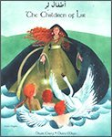 img - for The Children of Lir: A Celtic Legend (English and Arabic Edition) book / textbook / text book
