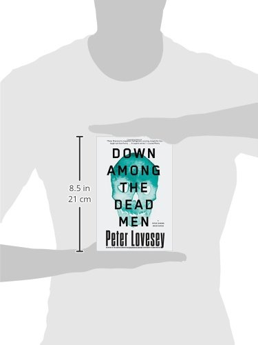 Down Among the Dead Men (Peter Diamond Investigation)
