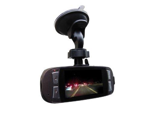 """Easypix 10201 - Telecamera per auto BlackBox Street Vision SV1, risoluzione 3 MP, zoom digitale 4x, touchscreen da 2,7"""""""