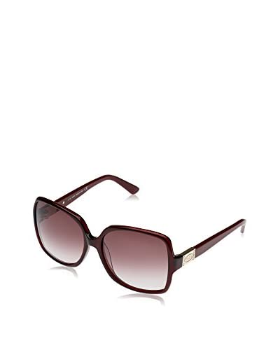 Tod'S Sonnenbrille To0126 (58 mm) bordeaux