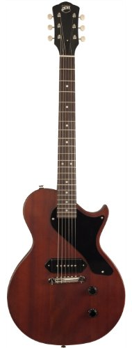 Axl Usa Bulldog, Transparent Brown Satin