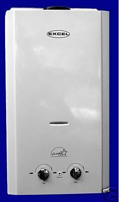 EXCEL 3.2 gmp LPG Tankless Gas Water Heater Boiler