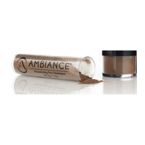 Ambiance Cosmetics Dry Shampoo Refill, Brunette front-1078134