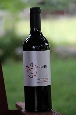 2010 Tulpen Cellars Walla Walla Valley Yellow Bird Vineyard Grenache