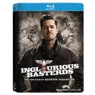 Inglourious Basterds Blu-ray SteelBook [ Region Free]