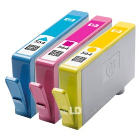 HP 564 Ink Cartridges, Combo Pack