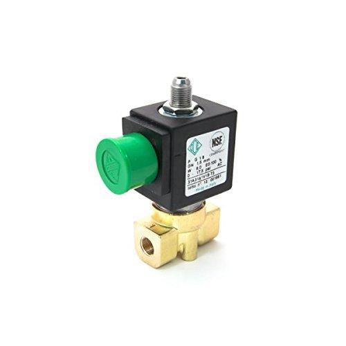 110V 50//60Hz 9W Three-way Lucifer Solenoid Espresso machine group head valve