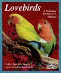 Barrons Books Lovebirds Manual
