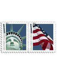 Flag Stamp Usa First Class