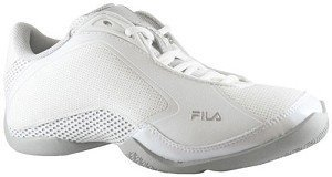 Fila Tennis Shoes Flow Prossimo Womens White/Silver 5.0