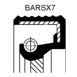Corteco 20029770B - Paraolio. Pompa Iniezione
