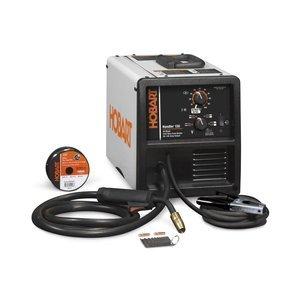 Hobart 500568 Handler 130 Welding Equipment, Silver/Orange/Black by Hobart