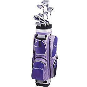 Square Two 2008 Ladies' Finesse Complete Golf Club Set