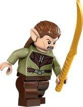 Lego Hobbit Mirkwood Elf Guard Minifigure