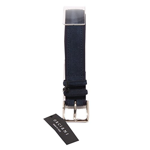 7726O cintura blu ORCIANI accessori uomo belts men [105]