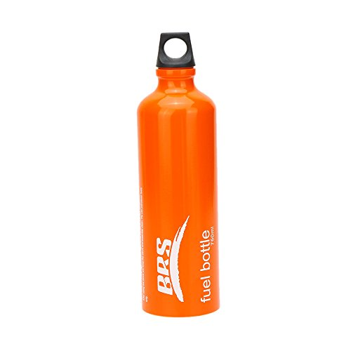 Lixada Outdoor Camping Petrol Diesel Kerosene Alcohol Liquid Gas Tcank Fuel Storage Bottle 530ml/750ml (Camping Fuel Bottle compare prices)