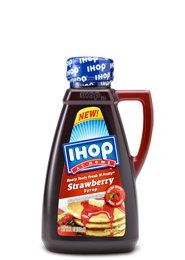 "Ihop At Home Rooty Tooty Fresh ""N Fruity® Strawberry Syrup 12 oz."