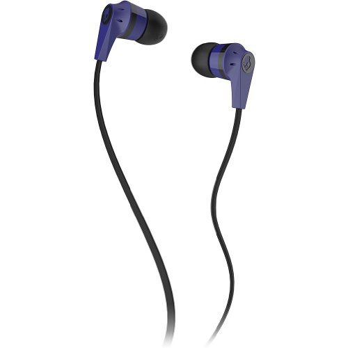 Skullcandy Ink'D 2 Earphones/Earbuds - Purple/Black / One Size