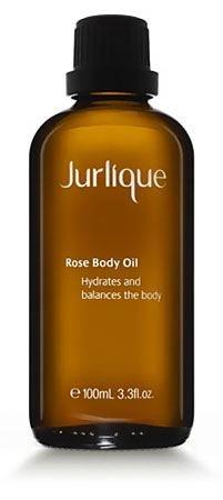 ジュリーク Rose Body Oilローズーオイル100ml 3.3fl.oz