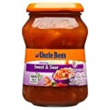 Uncle Ben's Oriental Sweet & Sour Sauce 350G