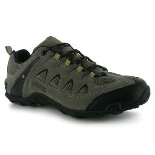Karrimor Summit Waterproof Mens Walking Shoes Pecan 10 UK UK