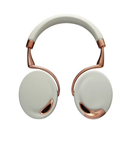 Parrot Zik Pf560102 Touch-Activated Bluetooth Headphones (Rose/Gold)