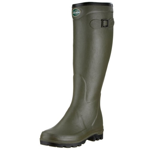 Le Chameau All Tracks Country Lady - Olive - 41