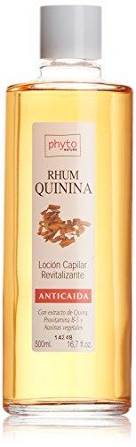 Luxana Rhumquinina Lozione Anticaduta, 500 ml