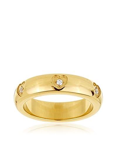 Morellato Ring Love goldfarben