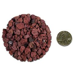 Joebonsai Bonsai Gravel - Top Dressing | Red Lava - One Pound