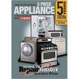Warrantech 3-Year Dop Warranty for Appliances - 3-Piece Combo Over $1,500