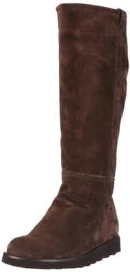 Aigle Morigi 2, Bottes femme - Marron - Brown - Braun (dark brown), 36