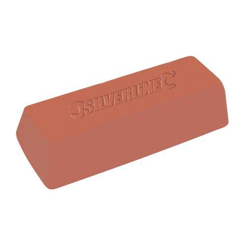 silverline-107883-polierpaste-rot-500-g