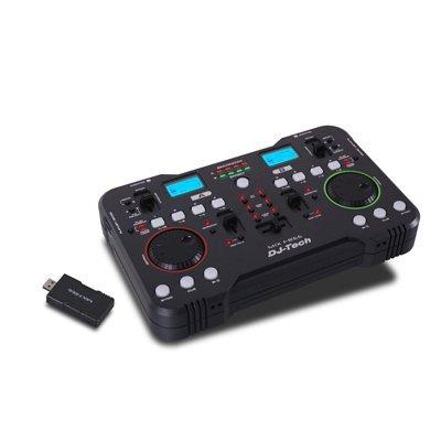 DJ Tech Mix Free Wireless USB DJ Controller/ Software (Wireless Usb Dj Controller compare prices)