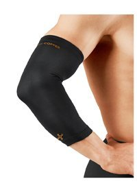 Tommie Copper Xl Black Men'S Elbow Compression