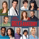 Grey's Anatomy 2008 Calendar