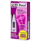 BD Digital Basal Thermometer