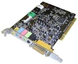 Creative Sound Blaster Live! 5.1 PCI Sound Card SB0200